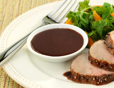 Balsamic Glazed Pork Tenderloin Recipe