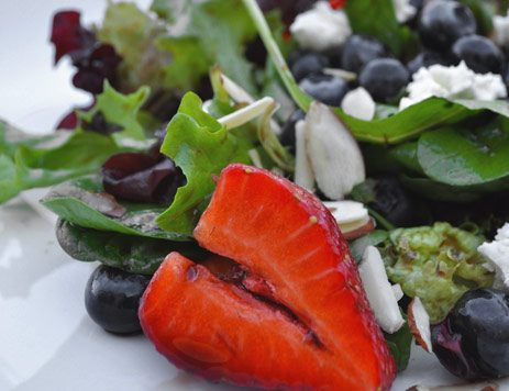 Balsamic Berry Salad
