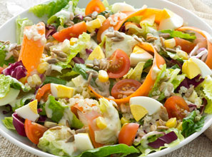 California Crunch Salad Recipe
