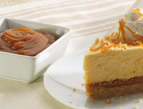 Caramel Cheese Dream Pie
