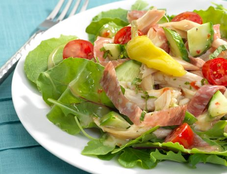 Chilled Italian Chicken Salad