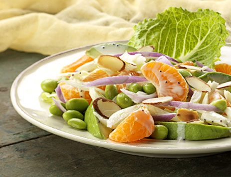 Clementine Avocado Salad Recipe