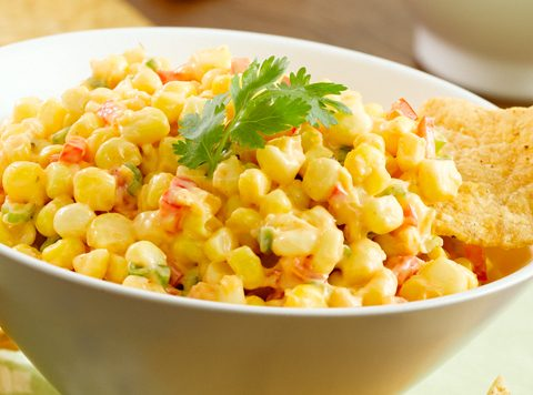 Crunchy Corn Salsa Recipe