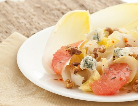 Endive and Grapefruit Salad