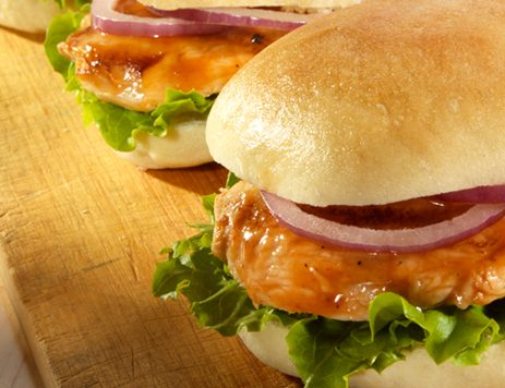 Grilled Chicken Sliders Recipe