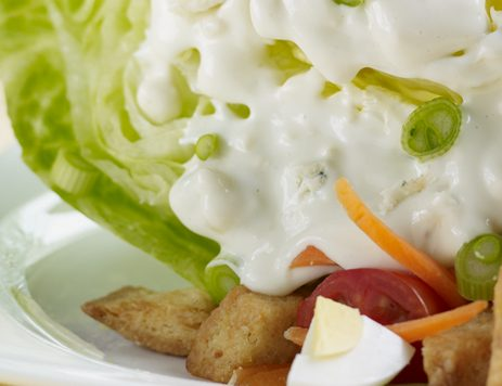 New York Bakery® Texas Toast Style Wedge Salad Recipe