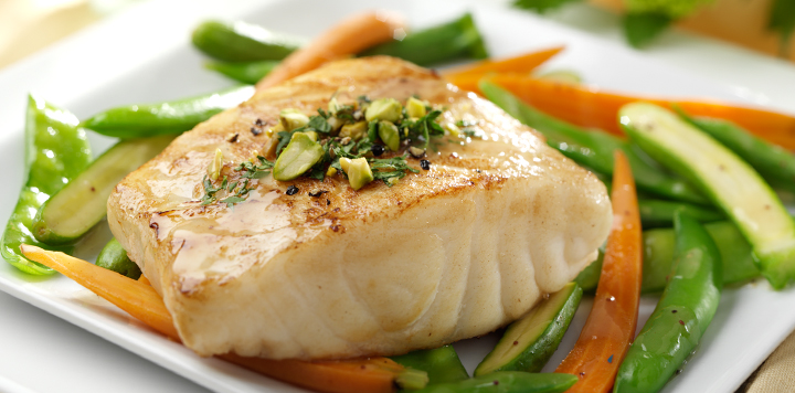 Pan Seared Chilean Sea Bass | What's for Dinner?