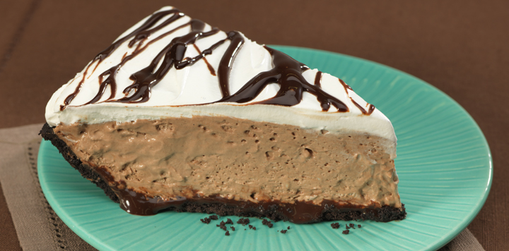 how to make chocolate mousse pie