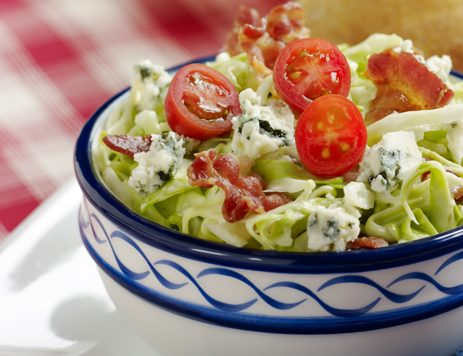 Red, White and Blue Slaw Recipe