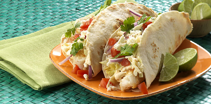 Southwest fish tacos what 39 s for dinner for How do you make fish tacos