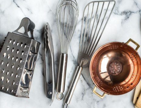 8 Kitchen Tools Every New Chef Needs