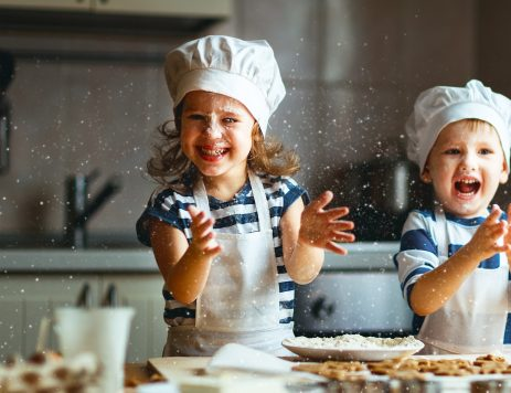 Keep Them Busy: 10 Things Kids Can Do in the Kitchen