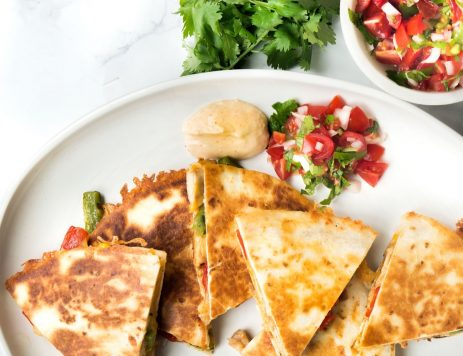 Southwest Chicken Quesadilla