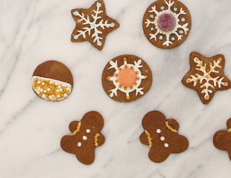 How to Make Gingerbread Cookies From Scratch