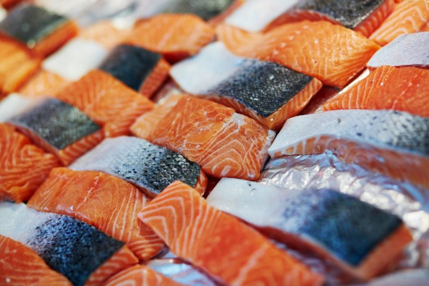 how to shop for salmon