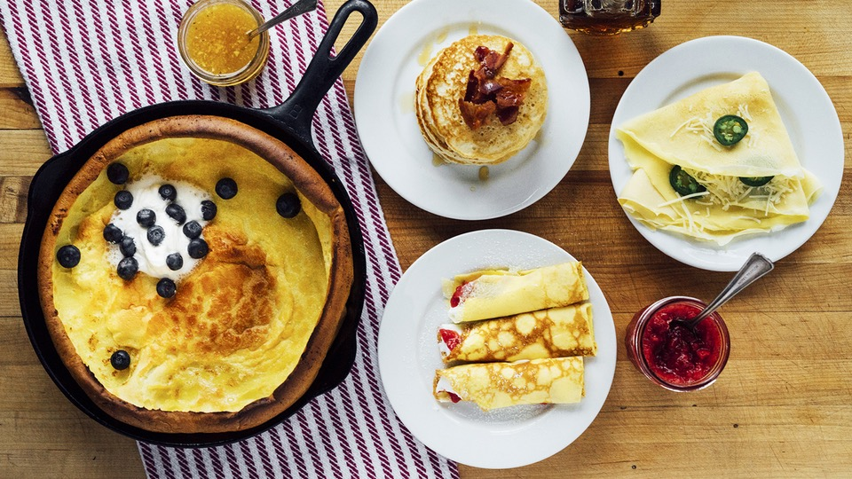 Batter Up! 3 Ways to Remix Your Pancakes