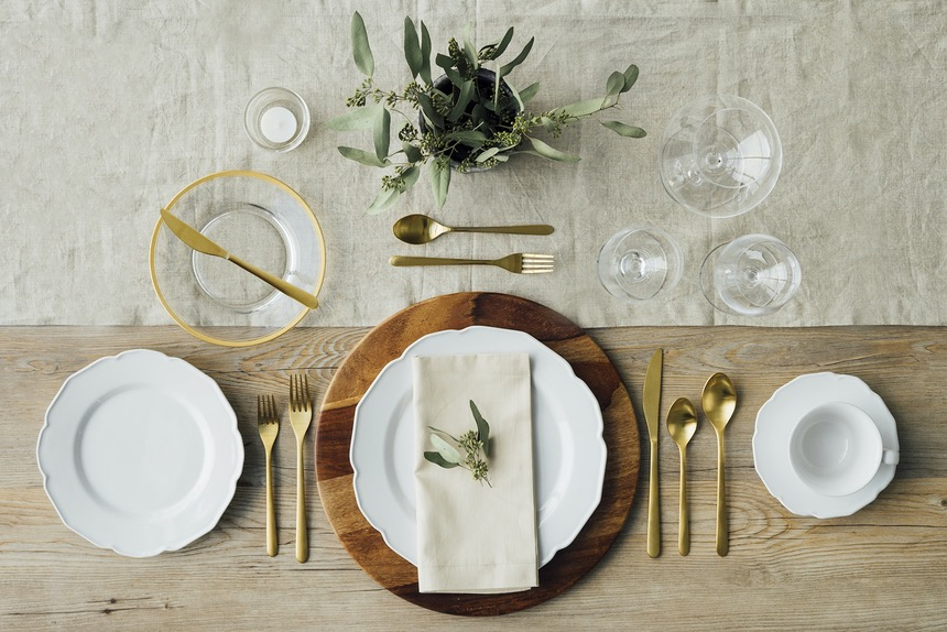 Formal Table Setting & 5 Table Settings Every Host Should Know | Whatu0027s for Dinner?