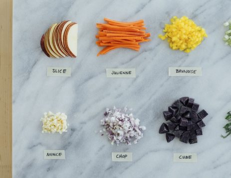 From Chiffonade to Julienne: A Guide to Culinary Cutting Terms