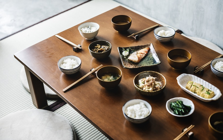 Japan. Japanese table settings ... & Around the World in 5 Table Settings | What\u0027s For Dinner?