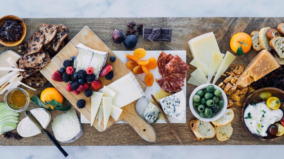 A Seasonal Guide to Cheese Boards