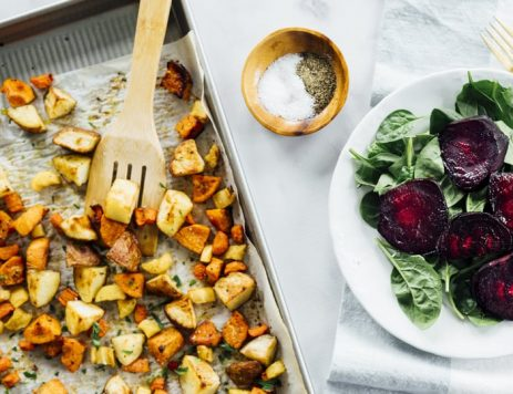 How to Roast Root Vegetables