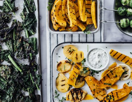Essential Tips for Grilling Fall Veggies