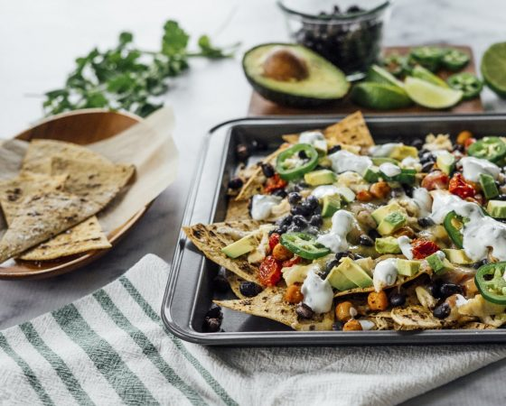 Powerhouse Protein Nachos